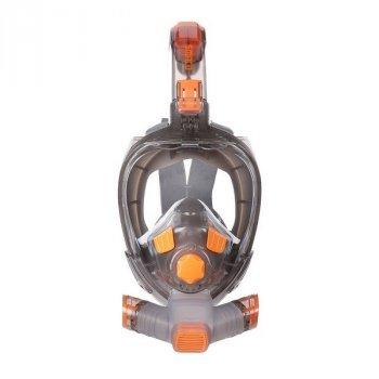 Полнолицевая маска для снорклинга, плавания, дайвинга Smaco 2020