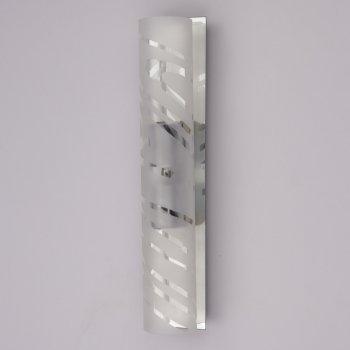 Світильник настінний/стельовий Sunnysky (8,5х6,5х33,5 див) Хром YR-375/2 120 Вт