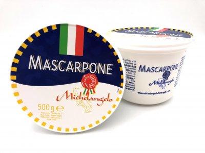 Сыр Mascarpone Michelangelo 500г