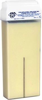 Віск для депіляції BRINail Titanium Coconut у картриджі 100 мл (2142393100177)