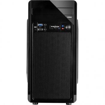 "Корпус Inter-tech (MC-02), Micro Tower ATX, Black, Max CPU Cooler Height Up to 125mm, ATX, 1x5.25"", 3x3.5"" 5x2.5"", CR, 1xUSB 3.0, 1xUSB 2.0,HD Audio Mic.,360 х 190 х 365 мм"