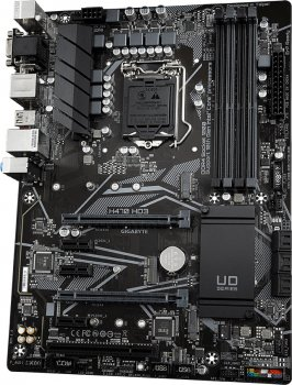 Материнська плата Gigabyte H470 HD3 (s1200, Intel H470, PCI-Ex16)
