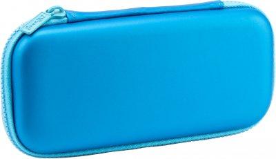 Пенал с тиснением Cool For School 1 отделение Голубой (QT-5628-Blue)