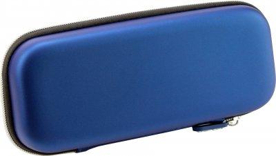 Пенал с тиснением Cool For School 1 отделение Голубой (6579-blue)