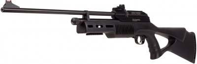 Пневматична гвинтівка Beeman QB II CO2 4.5 мм 200 м/с (14290729)