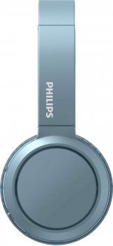 Навушники Philips Bluetooth headpohones TAH4205 Wireless Mic Blue (TAH4205BL/00)