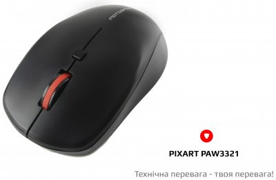 Мышь Motospeed G40 Wireless Black (mtg40)