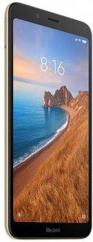 Мобільний телефон Xiaomi Redmi 7A 3/32GB Foggy Gold (Global ROM + OTA)