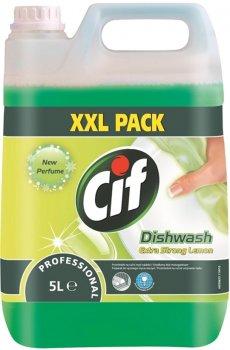 Средство для замачивания и ручной мойки посуды Cif Professional Концентрат 5 л (25488880)