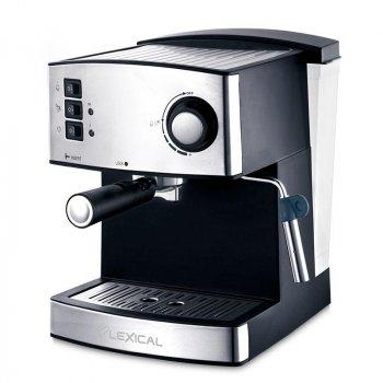Кофеварка Espresso с капучинатором Lexic LEM-0602