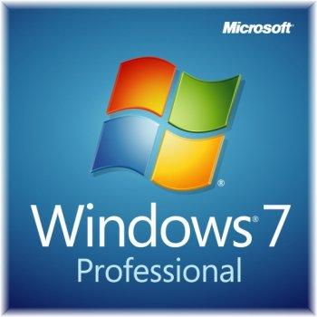 Операційна система Microsoft Windows 7 professional 64-bit Російська на 1ПК (OEM версія для збирачів) (FQC-08297)