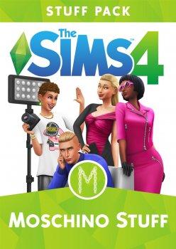 The Sims 4: Moschino. Дополнение для ПК (PC-KEY, русская версия, электронный ключ в конверте)
