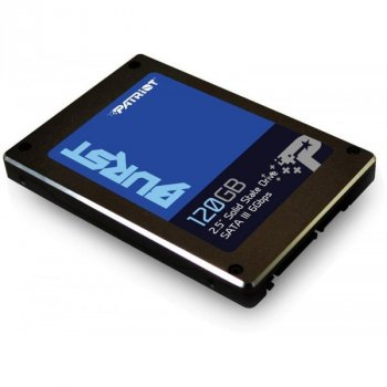 "SSD 120GB Patriot Burst 2.5"" SATAIII 3D TLC (PBU120GS25SSDR)"