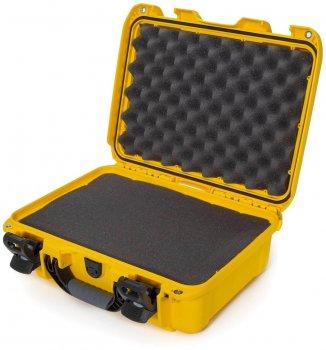 Водонепроникний пластиковий кейс Nanuk 920 з піною Yellow (920-1004)