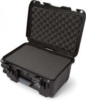 Водонепроникний пластиковий кейс Nanuk 918 з піною Black (918-1001)