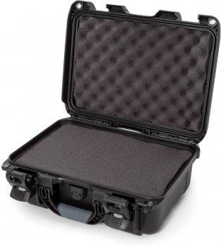 Водонепроникний пластиковий кейс Nanuk 915 з піною Black (915-1001)