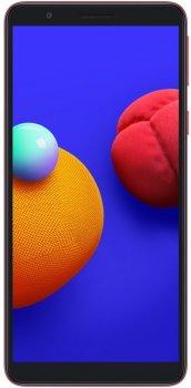 Мобільний телефон Samsung Galaxy A01 Core 1/16 GB Red (SM-A013FZRDSEK)