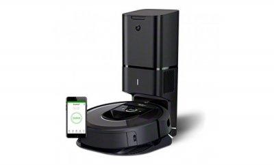 Робот-пылесос iRobot Roomba i7+ (R75504) + Подарок