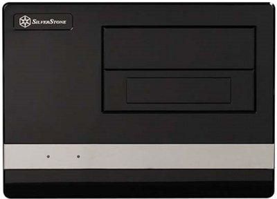 Корпус Silverstone Sugo SST-SG02B-F Black (SST-SG02B-F)