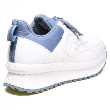 Кроссовки Grunberg 035016 Бело-голубой