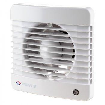 Вентилятор Вентс 100 МТН с таймером и датчиком влажности.