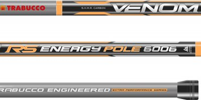 Удилище Trabucco Venom RS Energy Pole 6006 6 м 270 г (134-43-600)