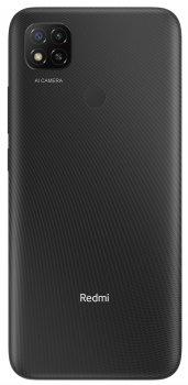 Мобильный телефон Xiaomi Redmi 9C 3/64GB Midnight Gray (660925)