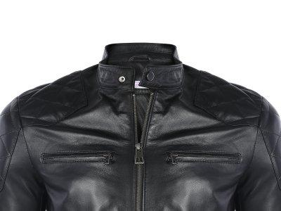 Кожаная куртка FELIX HARDY Черный (FE8777424)