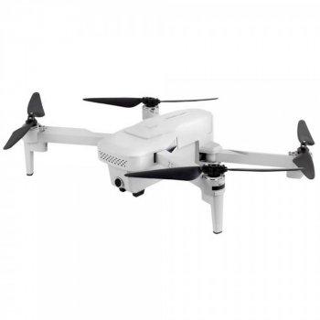 Дрон Visuo Zen mini GPS, Камера UHD 5.8G 4K полет 200 м 18 мин Серый