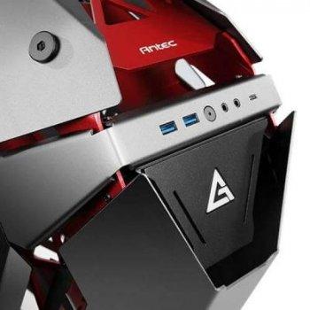 Корпус Antec TORQUE Black/Red (0-761345-80017-4)