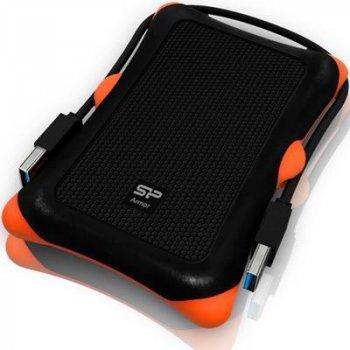 """Зовнішній жорсткий диск 2.5"""" 1TB Silicon Power (SP010TBPHDA30S3K)"""