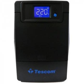 Джерело безперебійного живлення Tescom Leo II Pro 650VA LCD (Leo650ALCD)