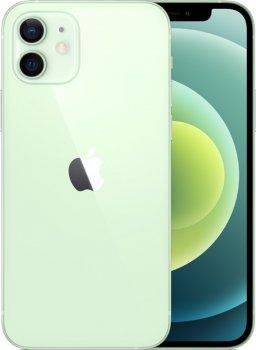 Мобільний телефон Apple iPhone 12 64GB Green Офіційна гарантія