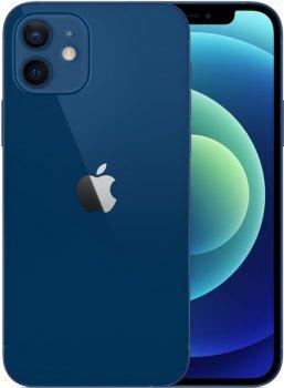Мобільний телефон Apple iPhone 12 256GB Blue Офіційна гарантія