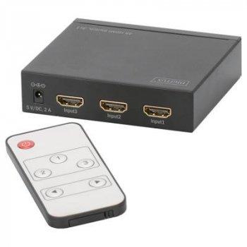 Коммутатор видео DIGITUS DS-48304