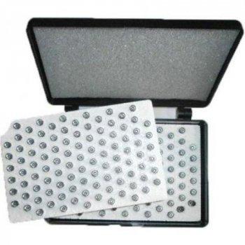 Пульки JSB Match Premium MW, 4,5 мм , 0,52 г, 200 шт/уп (1015-200)