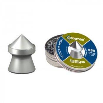 Кульки Crosman Lead free Super Point 250шт. (LF177SP)