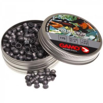 Пульки Gamo Pro Magnum 175 шт.кал.6,3 (6321736)