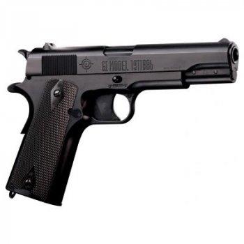 Пневматичний пістолет Crosman 1911BB (40021)