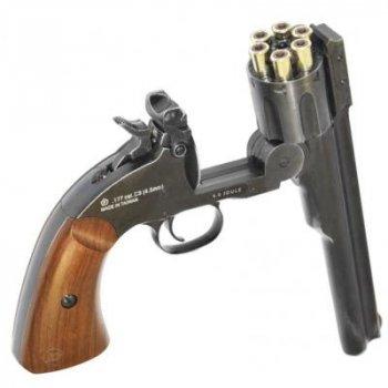 "Пневматичний пістолет ASG Schofield 6"" Pellet (18911)"