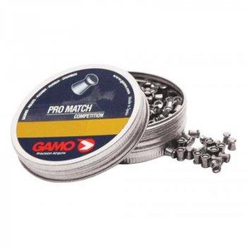 Пульки Gamo Pro-Match 250 шт. (6321824)