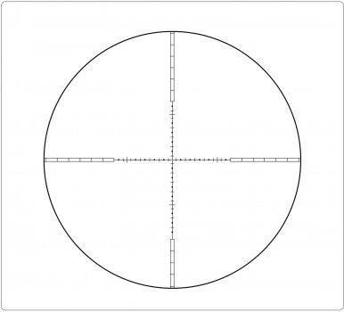 Оптичний приціл T-EAGLE R 4.5-18х44 SFIR (R4.5-18X44SFIR)