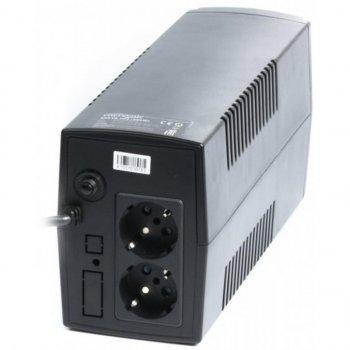 Джерело безперебійного живлення EnerGenie 850VA (EG-UPS-B850)
