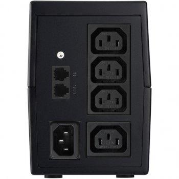 Джерело безперебійного живлення PowerWalker VI 850 SH/IEC USB (10120074)
