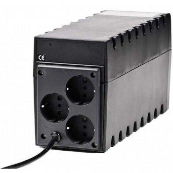 Джерело безперебійного живлення Powercom RPT-800A Schuko