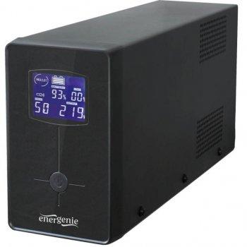 Джерело безперебійного живлення EnerGenie EG-UPS-033 1200VA LCD (EG-UPS-033)