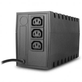Джерело безперебійного живлення Powercom RPT-600A IEC