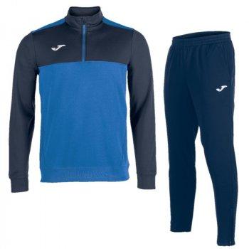 Спортивный костюм JOMA WINNER темно-синий 100947.703_100165.300