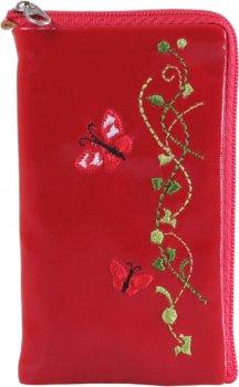 Чехол для защитной маски RedPoint Бабочки Лак Красный (КС.З.03.01.018)