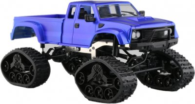 Машинка на радіокеруванні UTG-T Краулер з гусеничними колесами Blue (4820176245915)